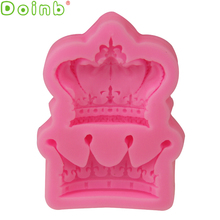 Crowns Princess Queen Silicone Mold Fondant Cake Cupcake Decorating Tools Clay Resin Candy Fimo Super Sculpey