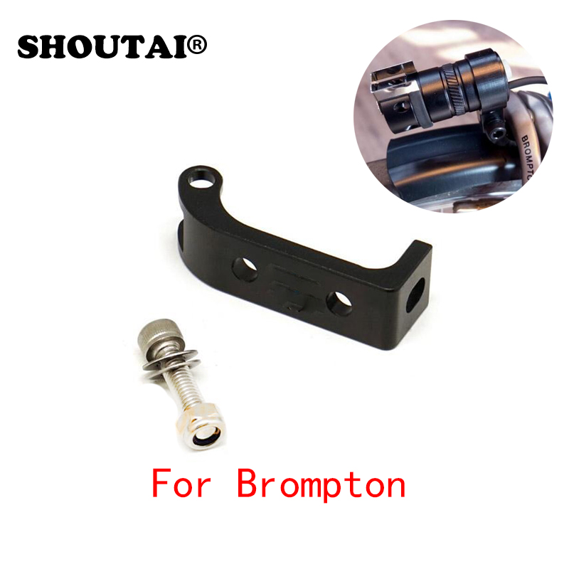 F Brompton Bicycle Light Bracket Mount U Washer