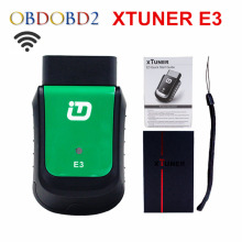 2017 Newest XTUNER E3 EasyDiag Wifi Diagnostic Tool Automotriz Scanner Tool For DTC ABS SRS Airbag Crash Data EPB DPF Reset(China)