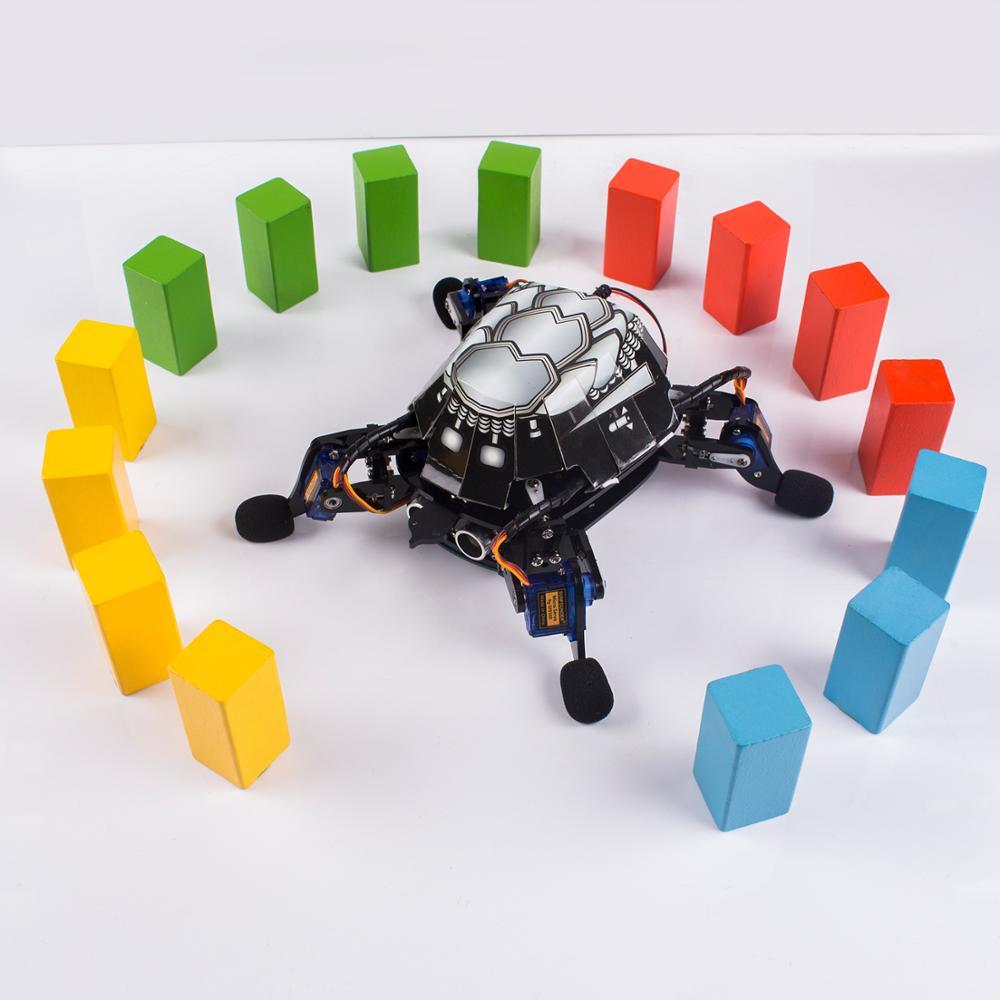 APP Control Toy Robotics Kits (3)