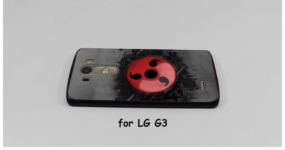 Naruto Sasuke Phone Case for LG