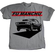 FU MANCHU Muscle Car T SHIRT  Brand New Official T Shirt camisas hombre online