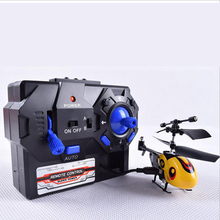 Mini RC Helicopter 2CH 3.5CH With Gyro Radio Mini Drones Built in Gyroscope Remote Control Toys drone helicopter