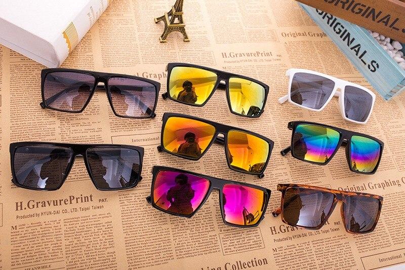 Pro Acme Square Sunglasses Men Brand Designer Mirror Photochromic Oversized Sunglasses Male Sun glasses for Man CC0039 20