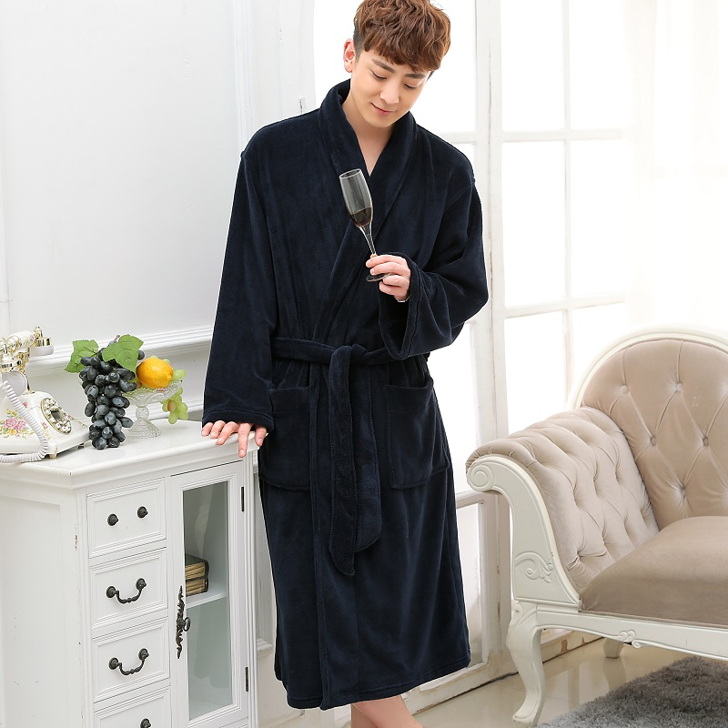 ming blue men robes winter (2)