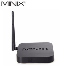 MINIX NEO Z64-W Fanless Official Windows 10 TV Box Intel Atom Z3735F 64bit Quad Core CPU 2G/32G XBMC Mini PC Smart TV Receiver