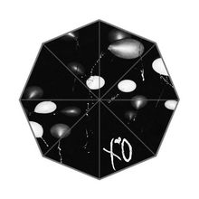 New Arrival Unisex Custom Unique Umbrella The Weeknd XO Foldable Umbrella