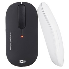 Best Price  Built-in Battery Touch Senstitive Bluetooth 3.0 Game Wireless Mouse