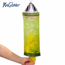 New Storage Bag Kitchen Bar Closet Organizer Garbage Bags Extractor Multi Umbrella Holder Tools(China)