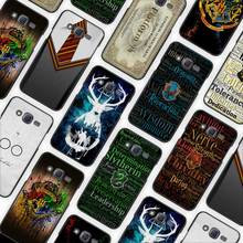 Buy Harry Potter Gryffindor Tie Black Case Cover Shell Samsung Galaxy J1 J3 J2 J5 J7 Prime 2016 2017 for $1.67 in AliExpress store