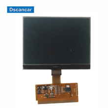 New VDO LCD Display for Audi A3 A4 A6 for VW with High Quality