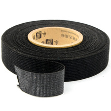 19mmx15m Tesa Coroplast Adhesive Cloth Tape for Cable Harness Wiring Loom P28(China)