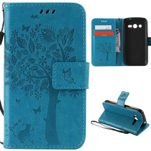 Leather for Samsung Galaxy Grand Duos Baffin GT I9060 I9082 GT-i9060 GT-i9082 GT-i9060i GT-i9060i/ds Flip Funda Case Cover Coque(China)