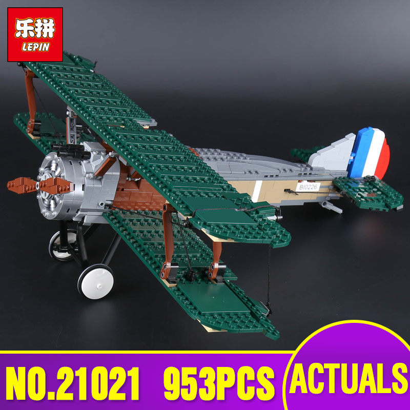Lepin 21021 953Pcs Genuine Technic Series The Camel Fighter Set Children Educational Building Blocks Bricks Toys Model 10226 <br>