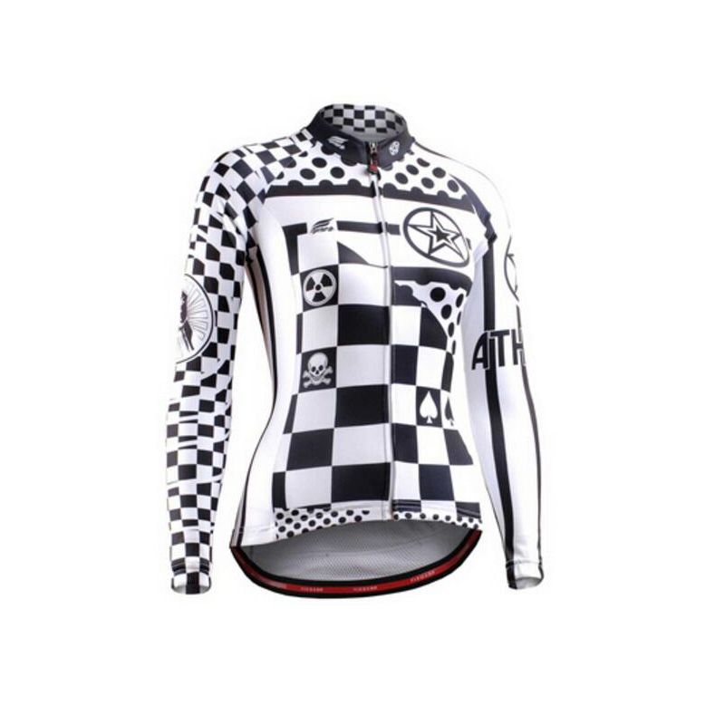 Hot Sale womens MTB cycling jerseys bike long sleeve sport jersey Spring/Autumn wrcking fabric bicycle clothing Ciclismo<br><br>Aliexpress