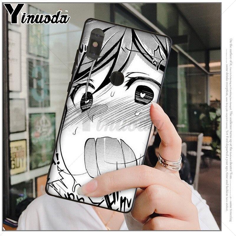 Anime girl cartoon japan cute faces