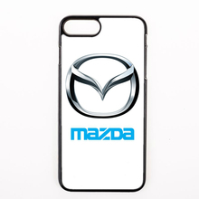 cool design mazda car logo Hard Phone cover case for iphone 4 4s 5 5s 5c se 6 6S 7 Plus iPod Touch 5 6 cases for men women(China)