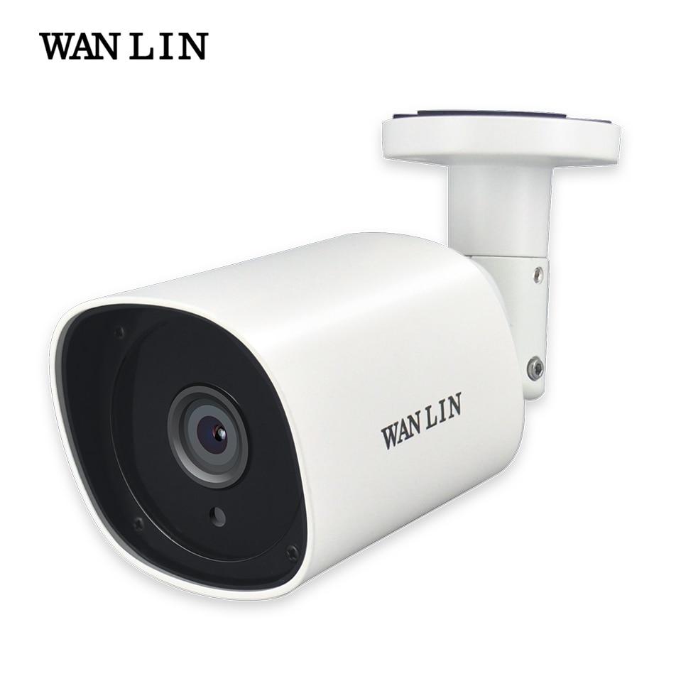 WANLIN SONY IMX124 3MP OV4689 4MP SONY IMX326 5MP AHD Camera Security Surveillance Camera Waterproof Security Camera<br>