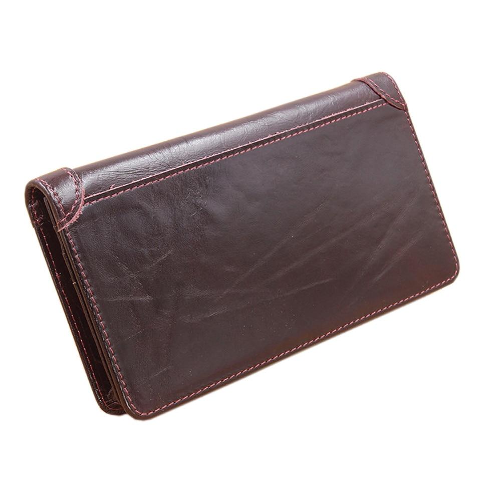 GUBINTU New Men Genuine Leather Wallet Leather Credit/ID Card Holder High Quality Vintage Designer Purse Wallet Hot Sale Wallet <br><br>Aliexpress