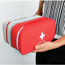Fashionable Home Travel Portable Medical Emergency Package First Aid Kit To Receive Large Medical Bag 2016 Hot Emergency Kits