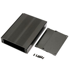 Aluminum Box Circuit Board Enclosure Case Project Electronic DIY 150*105*55MM For Data Board Mobile Power Supply Units