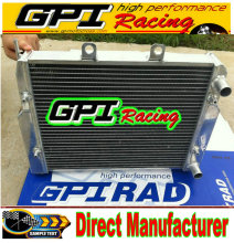 GPI aluminum racing  Radiator  for ATV Radiator: POLARIS RZR 800 RZR800 RZR800S 07-2011 2008 2009 2010 11