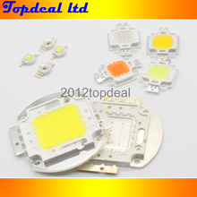High Power LED Chip 1W 3W 5W 10W 20W 30W 50W 100W COB SMD LED Bead White RGB Grow Full Spectrum 1 3 5 10 20 30 50 100 W Watt(China)