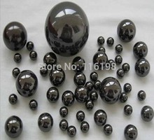"50pcs 3/16"" 4.763mm SI3N4 ceramic balls Silicon Nitride balls for bearing/pump/linear slider/valvs balls/bike G5 4.7625 mm"