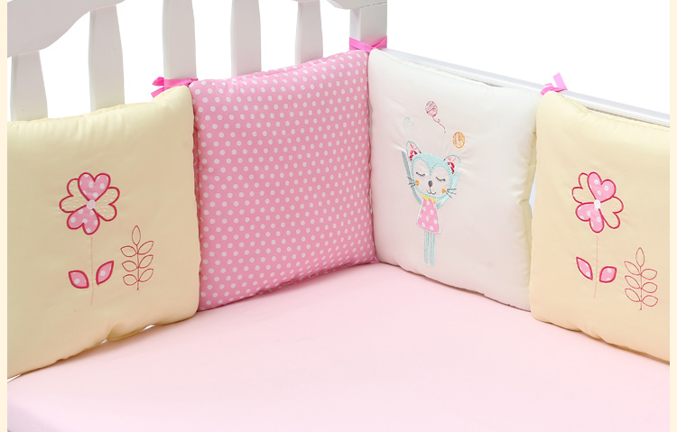 Girly-Baby-Bumper-Crib-Protector-Bed-Cot-Protection-Breathable-Bed-Surrounded-Cushion-Baby-Bumpers-in-The-Crib-30cmx30cmx6pcs-04 (2)