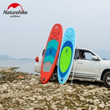 NaturehikeOutdoor water sports inflatable paddle pulp board, adult surfboard, water floating row, floating board(China)