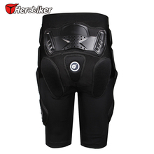 HEROBIKER Motorcycle Armor Pants Leg Ass motocross Protection Riding Racing Equipment Gear Overland motocross protector(China)