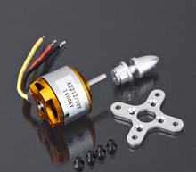 Buy 10PCS A2212 brushless motor 1400KV RC aircraft Plane Multi-copter Brushless Outrunner Motor for $70.00 in AliExpress store