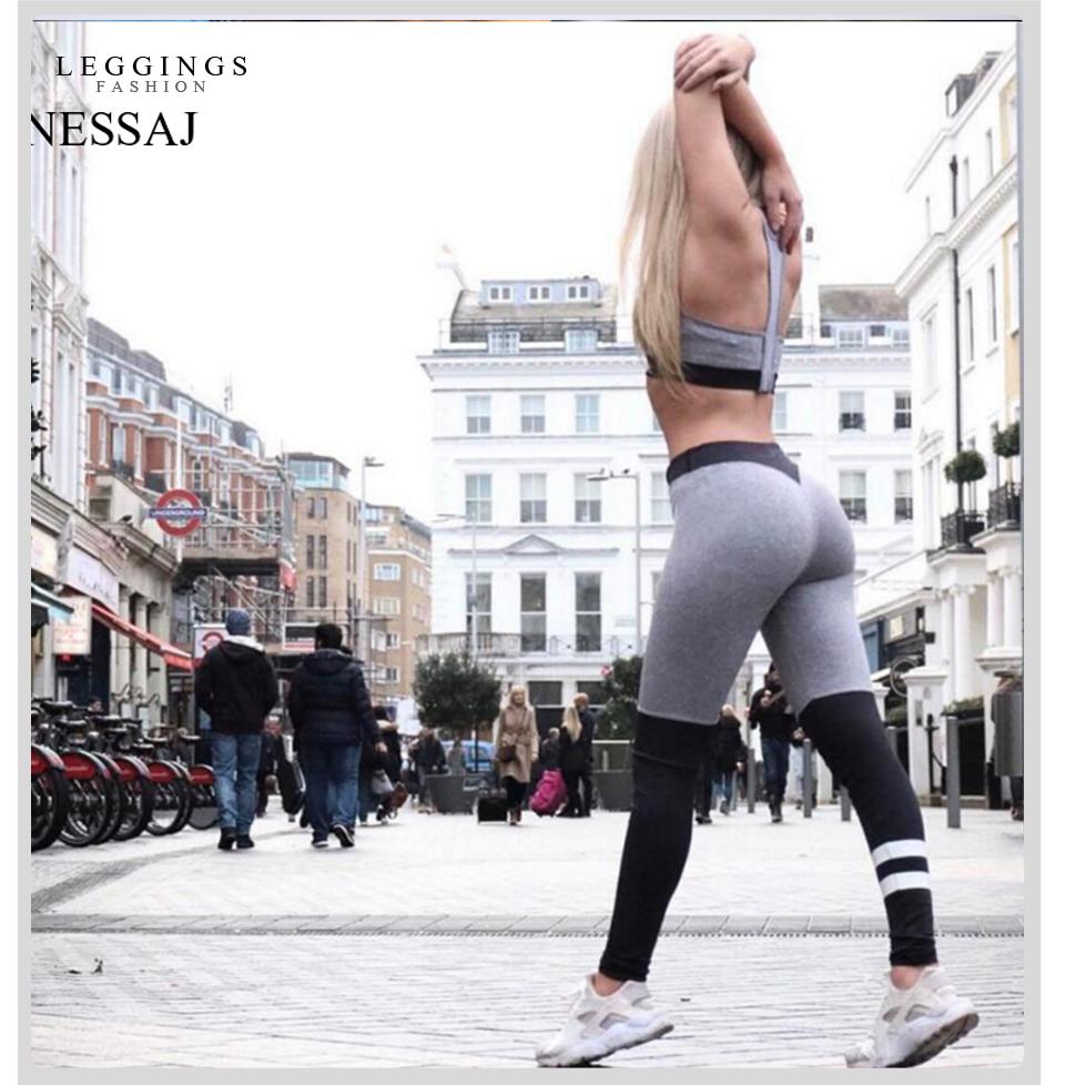 Hallid-mustad spordiretuusid naistele