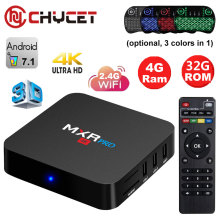 Chycet MXR PRO 4GB 32GB Android 7.1 TV BOX RK3228 Quad Core HDMI USB 3.0 3D 4K WIFI Smart TV BOX Media player Set top boxes