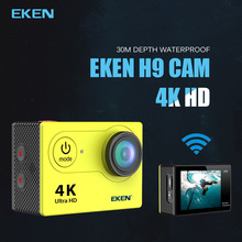New Arrival!Original Eken H9 / H9R Ultra HD 4K Action Camera 30m waterproof 2.0' Screen 1080p sport Camera go extreme pro cam(China)