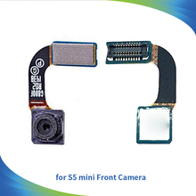 Front Camera for Samsung Galaxy S5 Mini SM-G800 Face Facing Small Camera Module Flex Cable High Quality Phone Parts(China)