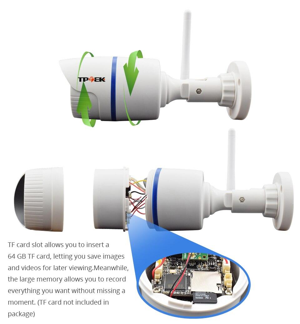 caméra réseau
