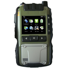 PDA Linux os Industrial Waterproof Big Phone Rugged Law Enforcement Handheld Terminal Wifi Audio Video Transmission Monitor GPS(China)