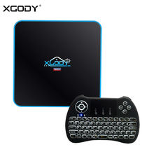 Brand XGODY Smart TV Box Android 6.0 S912 Octa Core 3GB 16GB Dual Wifi HD 4K Kodi 17.1 Media Player DLNA AirPlay Android Box TV