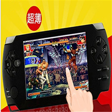 4.3-inch touch screen Handheld Game consoles FOR PSP Games Console Support HD Output 8G memory MP5 with camera Ultra-thin 2017