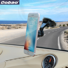 Universal windshield magnetic phone holder stand strong strength magnet car mount holder for iPhone 5s 6 6s plus Galaxy s4 Note