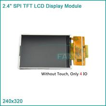"2.4"" 240x320 SPI Serial TFT Color LCD Module Display ILI9341 Driver Best"
