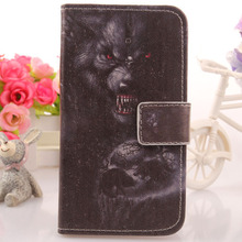 AIYINGE Flip Design PU Leather Case Protective Cell Phone Skin Cover For Primux Delta 6''