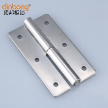 Dinbong CL253-7-7A stainless steel hinge high and low voltage power distribution cabinet cabinet hinge hinge detachable(China)