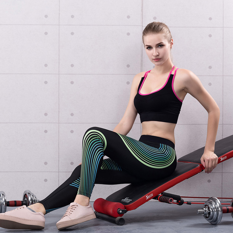 Female Women Compression Fitness Tights2131