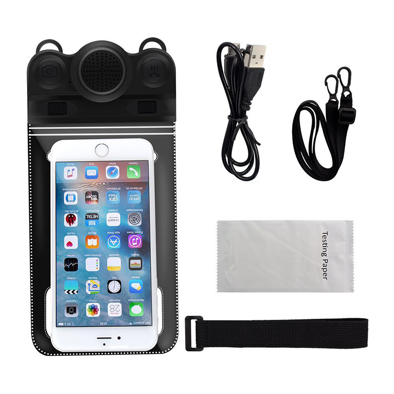 Super Waterproof Protection Case IP68 Take Underwater Photos and Video Triple Protect Fit IP 68 all Phones Below 6 inches (3)