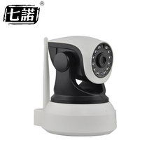 Seven Promise 720P IP Camera Wireless Wifi Security CCTV Camera HD Indoor Pan Tilt IR CUT Network CAM Support 128G SD Card Sale(China)
