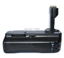 New Pro Vertical Battery Grip Pack Holder For Canon 20D 30D 40D 50D as BG-E2\BG-E2N & 2pcs battery holder +free shipping(China)