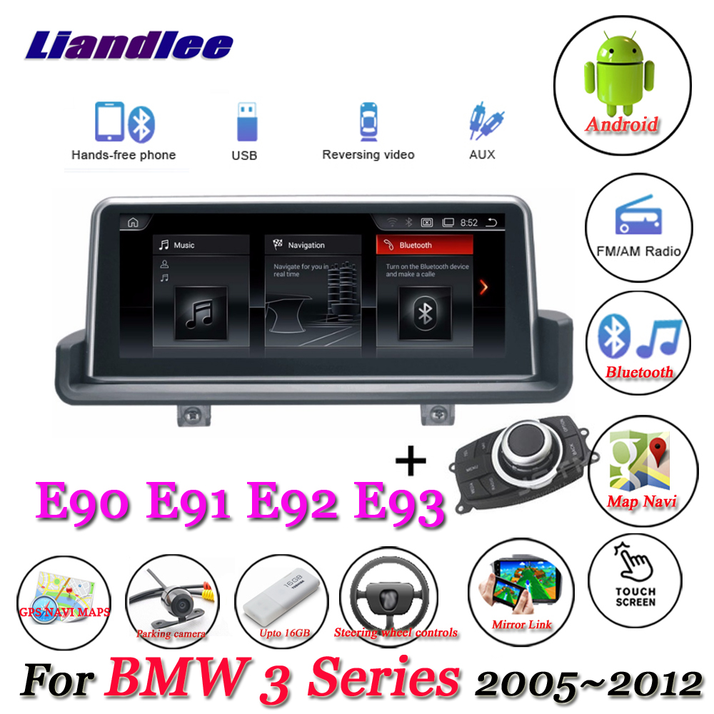 For BMW 3 Series 2005~2012 with Idrive-1