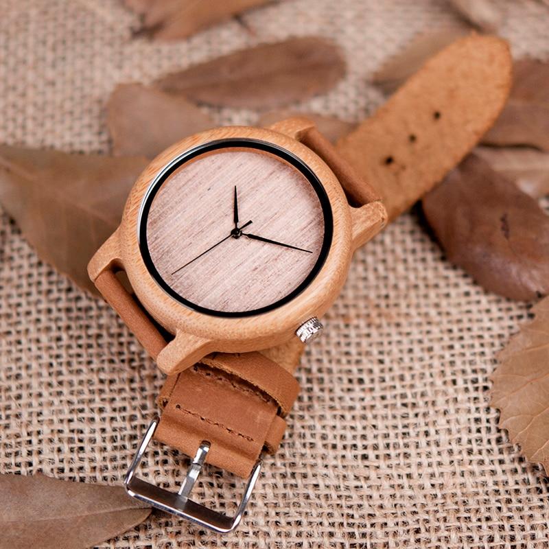 BOBO BIRD bamboo watches new design fashion (8)